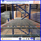 2016 Warehouse Storage Metal Step Beam Wire Decking