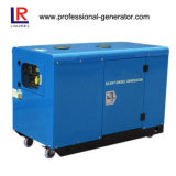 leises Dieselset des generator-10kw mit Wechselstrom dreiphasig