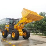 De Machine van de bouw, de Lader van het Wiel met 3m3 Schop