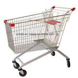 Европейский стиль супермаркет магазинов тележки
