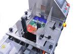 Заполнение мешка коробки и машина упаковки уплотнения