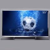 Fernsehen-Hersteller 32/42/48/55/65 Zoll-populäres intelligentes Abendessen dünner LED Fernsehapparat