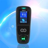 専門のアクセス制御システム機械(Multibio 700-H)との顔の認識の時間出席
