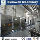 Sistema inteiramente automático do tratamento da água