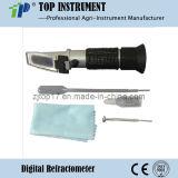 Brix 굴절계와 소형 Saccharimeter (WZ102)