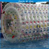 Aufblasbares Wasser-Rollen-Größe 2.2*2.1*1.8m Kurbelgehäuse-Belüftung 0.8mm