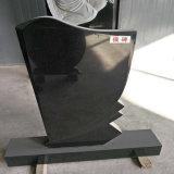 Monumento nero assoluto del granito progettato alle specifiche su ordinazione
