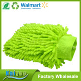 Микро- продукты чистки волокна делают перчатки водостотьким мытья чистки автомобиля