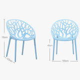 最もよい価格の上の製造者の卸売のプラスチック椅子