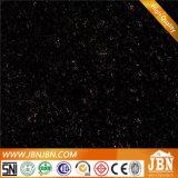 Fliese des super schwarze volle Karosserien-homogene Polierfußboden-24X24 (J6T05S)