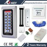Het waterdichte Systeem van het Toegangsbeheer van het Metaal RFID Voor het Bureau van het Huis/Flat