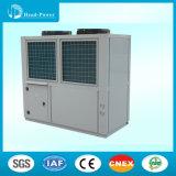 refroidisseur d'eau refroidi par air à basse température de 80kw 81kw Scrwoll