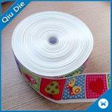다채롭게 공장 주문 기계 인쇄 실리콘 가죽 끈 테이프