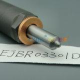 Inyector de combustible R03301d Erikc Ejb Ejbr inyector Delphi Ejbr03301d0 3301d para la Euro 3 de la CMM el tránsito de 2.8L Van (114cv) 4JB1TCI