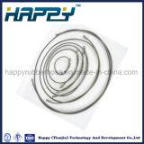 Tressé en acier inoxydable flexible en Téflon PTFE R14
