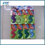 Décoration de voiture Haning parfum de Noix de Coco Hanging voiture papier Diffuseur de parfum