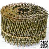 Laminatoio del filetto del chiodo della tibia della vite/chiodo che torce il fornitore del fornitore della fabbrica di macchina per il chiodo della bobina del pallet/chiodo dell'anello