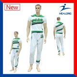 Healong 염료는 운동복에 의하여 인쇄된 복장 Cheerleading 제복을 승화했다