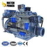 Motor van de Boot van de Dieselmotor 120kw van Deutz 163HP van Weichai de Mariene Wp6 met Uitstekende kwaliteit