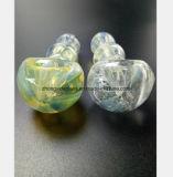 De transparante Waterpijp van het Glas voor de Pijp van de Rook van de Terugwinning van de Filter