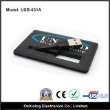 USB 2/4/8GB della scheda con Foldable Cable (USB-031, 031A)