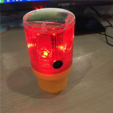 Солнечные светильник конуса движения СИД предупреждающий/свет конуса движения