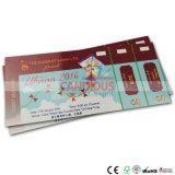 Купоны билетов карты листовки печать