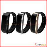 Video astuto di sonno di salute del braccialetto, manuale Android dell'altoparlante di Bluetooth del braccialetto astuto, telefono astuto del braccialetto di Cicret