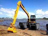 Chinesischer Wasser-Exkavator für Verkauf/Amphibiou Exkavator