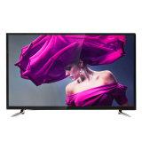 Voller HD breiter flacher Bildschirm LED des Fabrik-Großhandelsfernsehen-Fernsehapparat