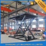 De grote Lift van de Auto van het Type van Schaar van de Capaciteit Verticale Hydraulische
