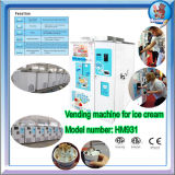 Eiscreme-Maschinenzustimmung CER-Bescheinigung des automatischen Verkaufs weiche