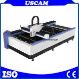 CNC Machine de découpe laser à fibre optique de la faucheuse