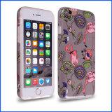 Matt 3D Overdekte Pattern Cell Mobile Phone Case