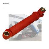 2 Deliberando nos cilindros hidráulicos de caminhões de lixo, cilindro de Óleo Hidráulico