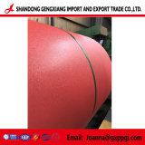 Matt/knitterte vorgestrichenen galvanisierten Stahlring /PPGI/PPGL