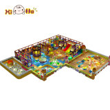 Zona attraente del gioco del bambino della strumentazione del campo da giuoco dei bambini per il servizio