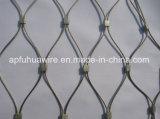 ステンレス鋼ケーブルワイヤー網