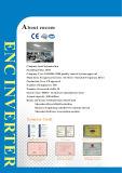 Convertidor de frecuencia de la CA del Enc 375kw VFD de la fabricación, mecanismo impulsor de velocidad variable de En500-4t3750g VSD 375kw