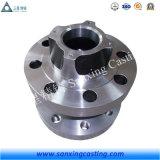 ステンレス鋼機械は投資鋳造のフランジを分ける