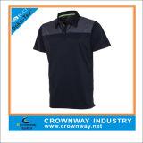 Оптовая верхняя ранг Dri-Приспосабливать вертикальное одеяние пола гольфа текстуры
