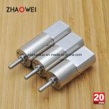 Scatola ingranaggi tubolare bassa di riduzione del motore di alta coppia di torsione RPM del Od 20mm