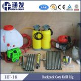 Portable Drilling del morral de la base del equipo Hf-18