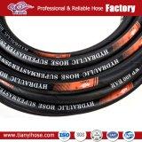Hydraulischer Schlauch des Öl-beständiger flexibler Gummischlauch-R2 mit 21.5 MPa-Funktions-Druck