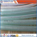 중국 제조자 공급 플라스틱에 의하여 뜨개질을 하는 PVC 정원 호스