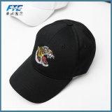 Gorra de béisbol unisex del tigre del bordado del sombrero del algodón de la alta calidad