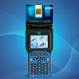 De Scanner van de streepjescode met de Lezer van de Kaart van het Contact (CP12)