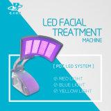 Equipo facial de la belleza de la terapia del cuidado de piel del retiro de la cicatriz del acné de PDT