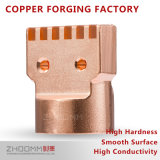 鋳造のプロセスおよび機械化を用いるターミナルコネクター