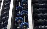 Alimento verticale dell'acciaio inossidabile che raffredda trasportatore a spirale
